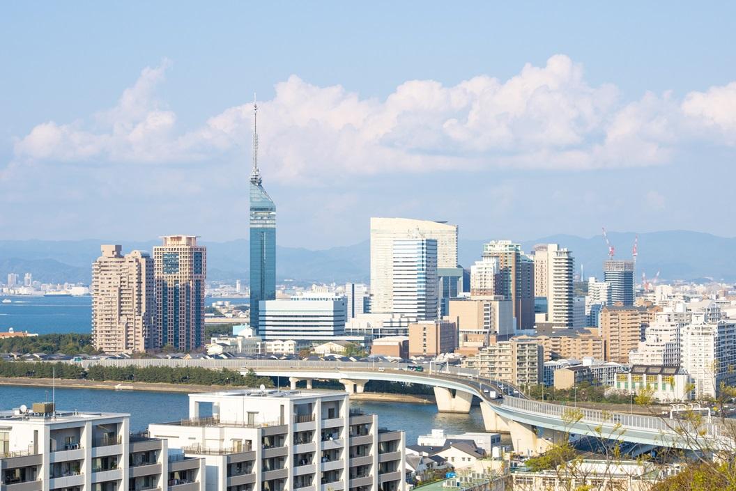福岡の街の特徴
