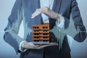 不動産投資・アパート経営の地震保険 イメージ画像