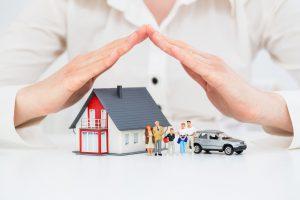 不動産投資・アパート経営の保険 イメージ